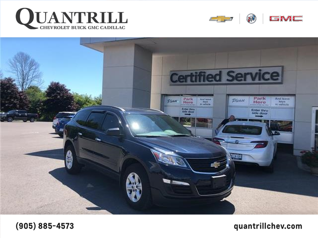2015 Chevrolet Traverse LS (Stk: 21043A) in Port Hope - Image 1 of 1