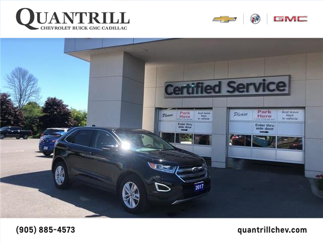 2017 Ford Edge SEL (Stk: 20688B) in Port Hope - Image 1 of 12