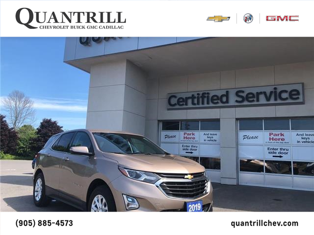 2019 Chevrolet Equinox 1LT (Stk: 20344A) in Port Hope - Image 1 of 16