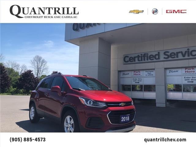 2018 Chevrolet Trax LT (Stk: 20738A) in Port Hope - Image 1 of 16