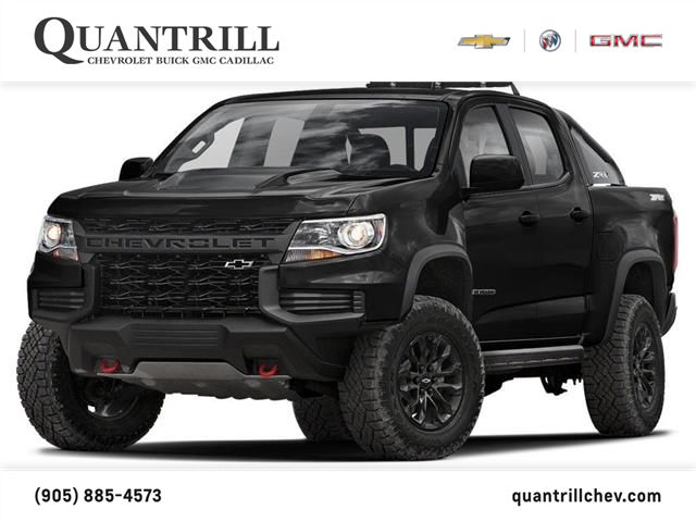 2021 Chevrolet Colorado Z71 (Stk: 21006) in Port Hope - Image 1 of 1