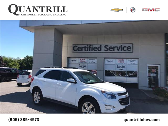 2016 Chevrolet Equinox 1LT (Stk: 20768A) in Port Hope - Image 1 of 1