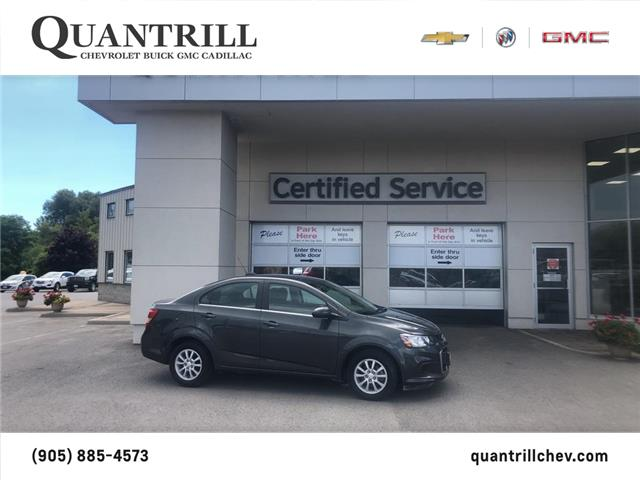 2017 Chevrolet Sonic LT Auto (Stk: 158504) in Port Hope - Image 1 of 13