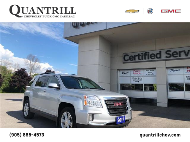 2017 GMC Terrain SLE-2 (Stk: 20545A) in Port Hope - Image 1 of 17