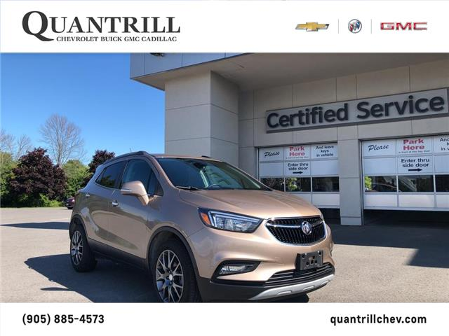2018 Buick Encore Sport Touring (Stk: 134711A) in Port Hope - Image 1 of 1