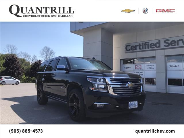 2017 Chevrolet Tahoe Premier (Stk: 20840A) in Port Hope - Image 1 of 17