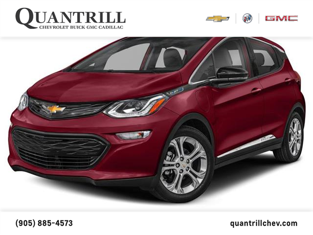 2020 Chevrolet Bolt EV LT (Stk: 20719) in Port Hope - Image 1 of 9