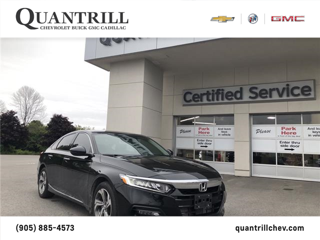 2018 Honda Accord EX-L (Stk: 20836A) in Port Hope - Image 1 of 1