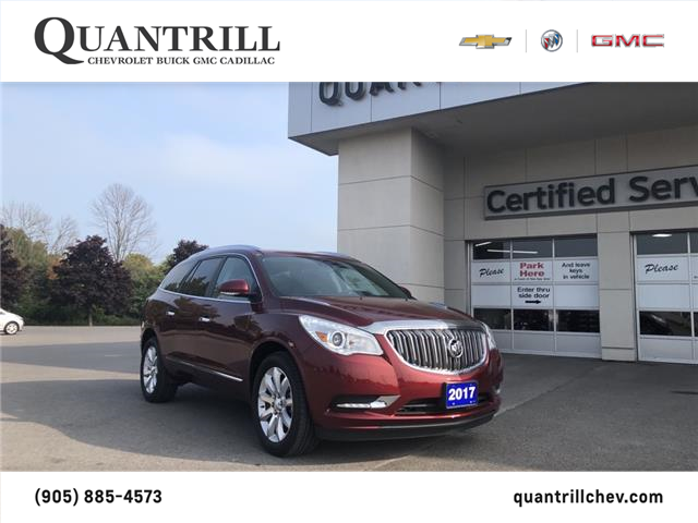 2017 Buick Enclave Premium (Stk: 330948) in Port Hope - Image 1 of 18