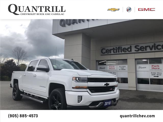 2018 Chevrolet Silverado 1500 2LT (Stk: 20854a) in Port Hope - Image 1 of 17