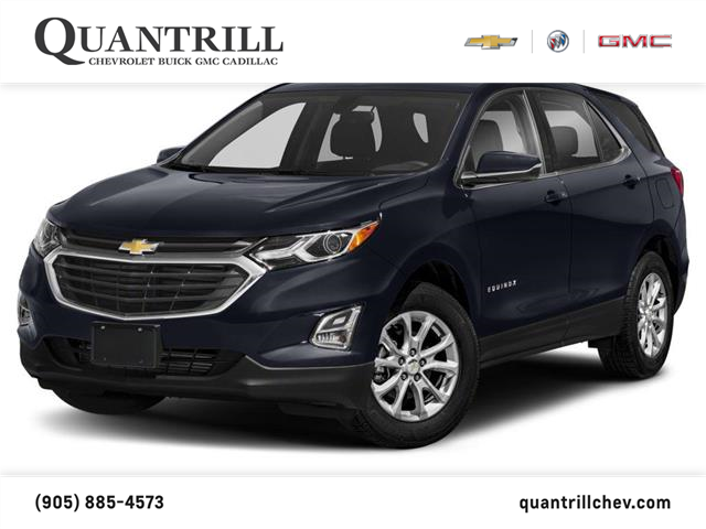 2021 Chevrolet Equinox LT (Stk: 21123) in Port Hope - Image 1 of 9