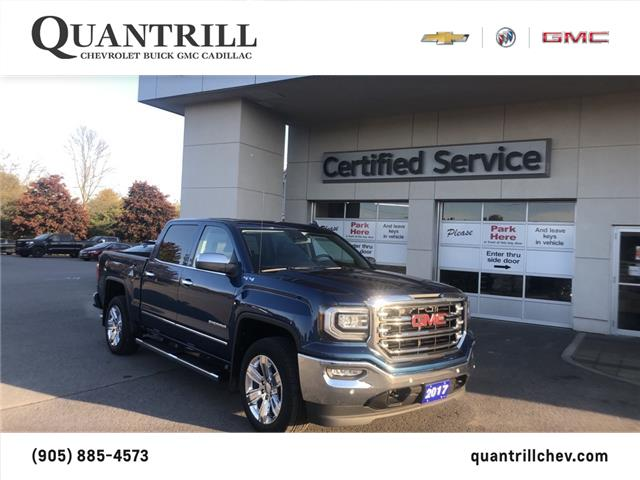 2017 GMC Sierra 1500 SLT (Stk: 20600A) in Port Hope - Image 1 of 15