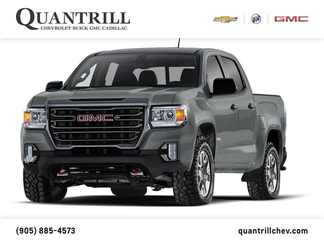 2021 GMC Canyon AT4 w/Leather (Stk: 21056) in Port Hope - Image 1 of 1