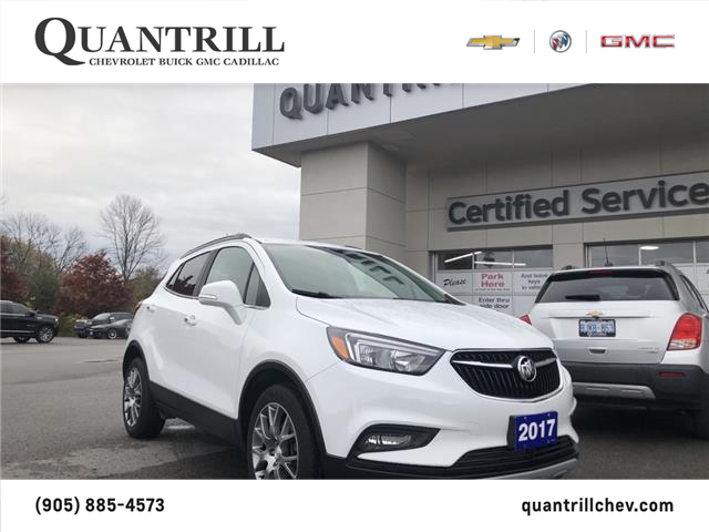 2017 Buick Encore Sport Touring (Stk: 083626) in Port Hope - Image 1 of 18