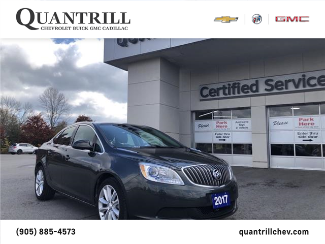 2017 Buick Verano Base (Stk: 110778) in Port Hope - Image 1 of 16