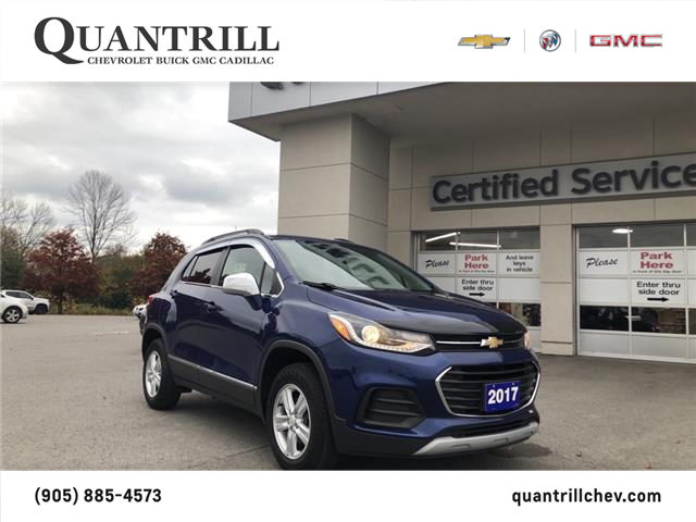 2017 Chevrolet Trax LT (Stk: 194701) in Port Hope - Image 1 of 18
