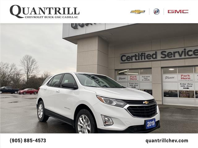 2019 Chevrolet Equinox LS (Stk: 116738) in Port Hope - Image 1 of 17