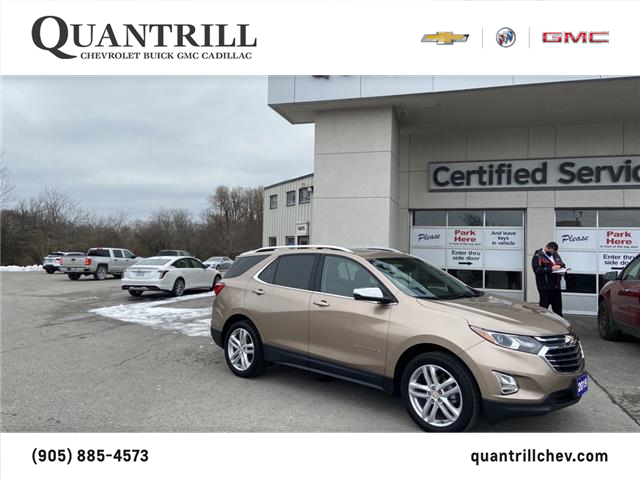 2019 Chevrolet Equinox Premier (Stk: 21520A) in Port Hope - Image 1 of 14