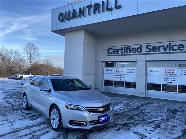 2019 Chevrolet Impala 2LZ (Stk: 159817R) in Port Hope - Image 1 of 13