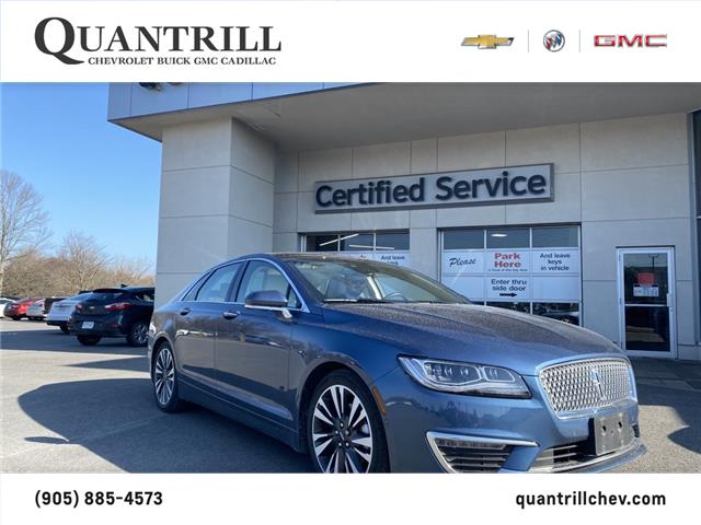2019 Lincoln MKZ Reserve (Stk: 21194A) in Port Hope - Image 1 of 1