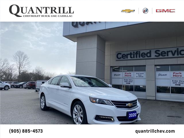 2020 Chevrolet Impala LT (Stk: 110657R) in Port Hope - Image 1 of 18