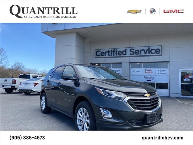 2019 Chevrolet Equinox 1LT (Stk: 154961) in Port Hope - Image 1 of 1