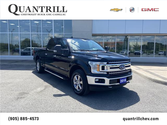 2018 Ford F-150 King Ranch (Stk: 211014a) in Port Hope - Image 1 of 20