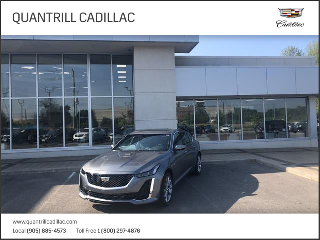 2020 Cadillac CT5 Premium Luxury (Stk: 20471) in Port Hope - Image 1 of 19