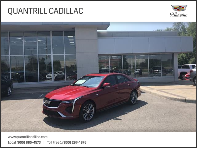 2020 Cadillac CT4 Sport (Stk: 20436) in Port Hope - Image 1 of 21