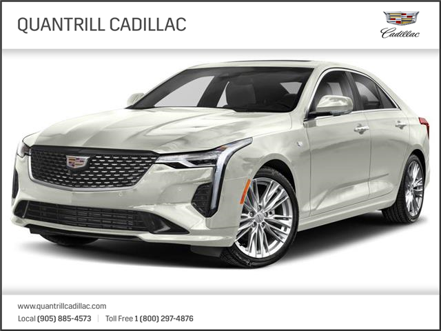 2020 Cadillac CT4 Premium Luxury (Stk: 20517) in Port Hope - Image 1 of 9