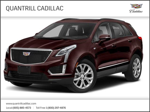 2020 Cadillac XT5 Sport (Stk: 20809) in Port Hope - Image 1 of 9