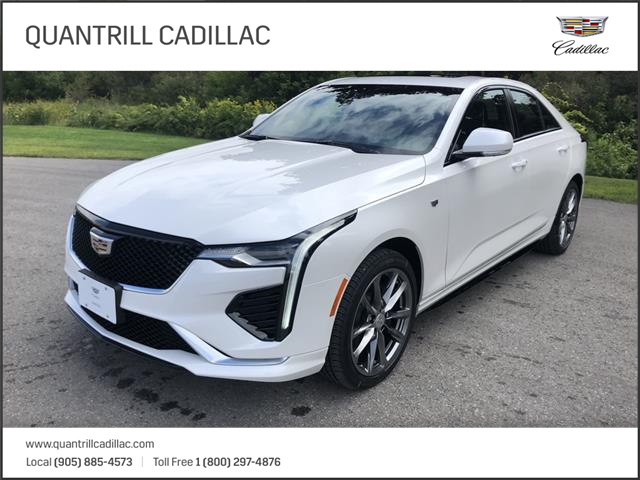 2020 Cadillac CT4 Sport (Stk: 20518) in Port Hope - Image 1 of 26