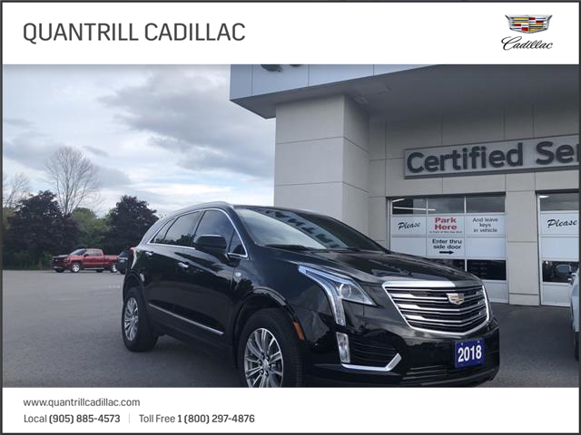 2018 Cadillac XT5 Luxury (Stk: 193629) in Port Hope - Image 1 of 18