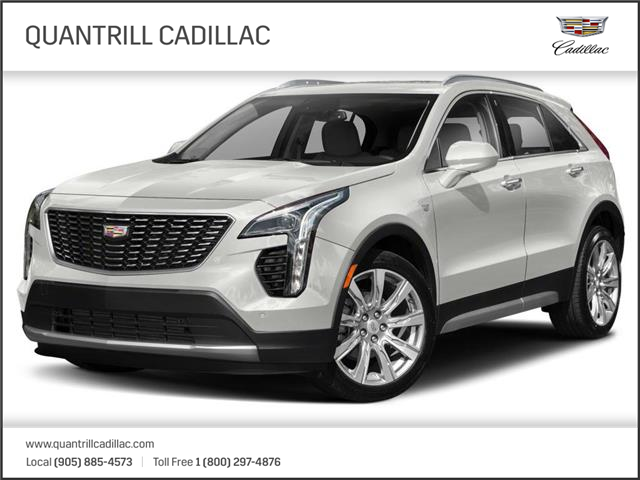 2021 Cadillac XT4 Premium Luxury (Stk: 21195) in Port Hope - Image 1 of 9