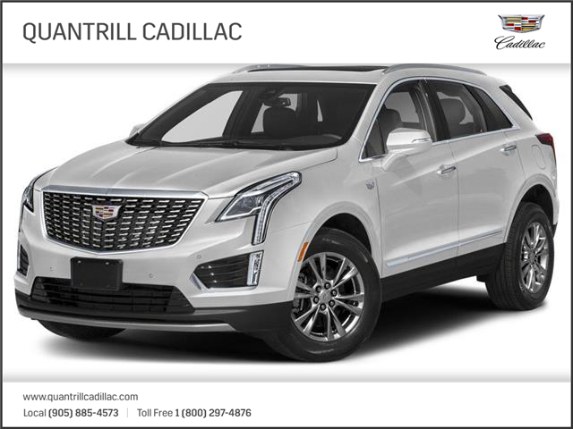 2021 Cadillac XT5 Premium Luxury (Stk: 21169) in Port Hope - Image 1 of 9