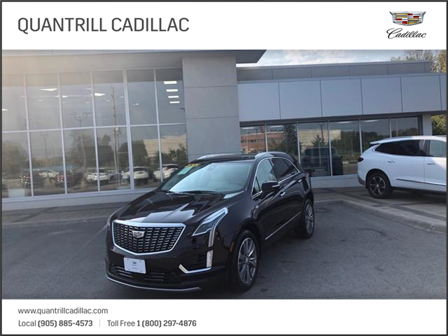 2021 Cadillac XT5 Premium Luxury (Stk: 21063) in Port Hope - Image 1 of 26
