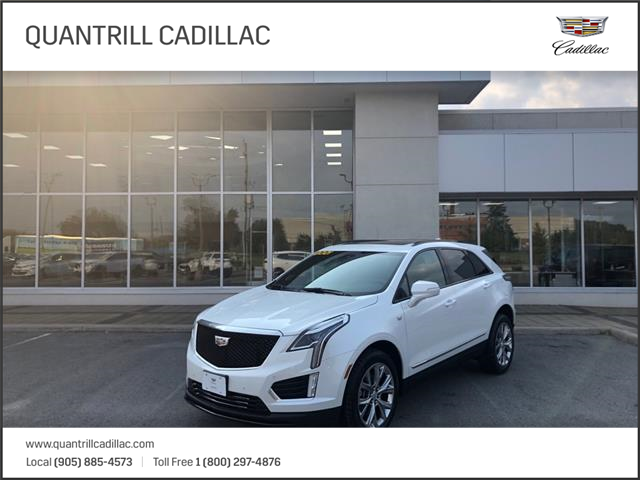 2021 Cadillac XT5 Sport (Stk: 21114) in Port Hope - Image 1 of 25