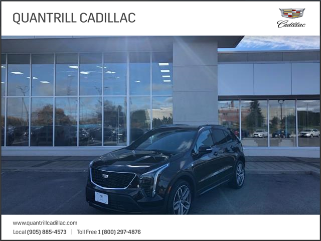 2021 Cadillac XT4 Sport (Stk: 21165) in Port Hope - Image 1 of 27