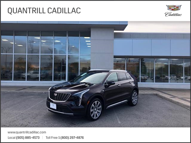 2021 Cadillac XT4 Premium Luxury (Stk: 21164) in Port Hope - Image 1 of 25