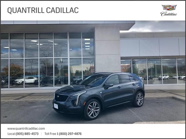 2021 Cadillac XT4 Sport (Stk: 21196) in Port Hope - Image 1 of 26