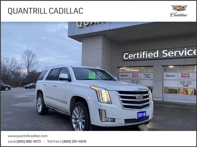 2019 Cadillac Escalade Premium Luxury (Stk: 21630A) in Port Hope - Image 1 of 1