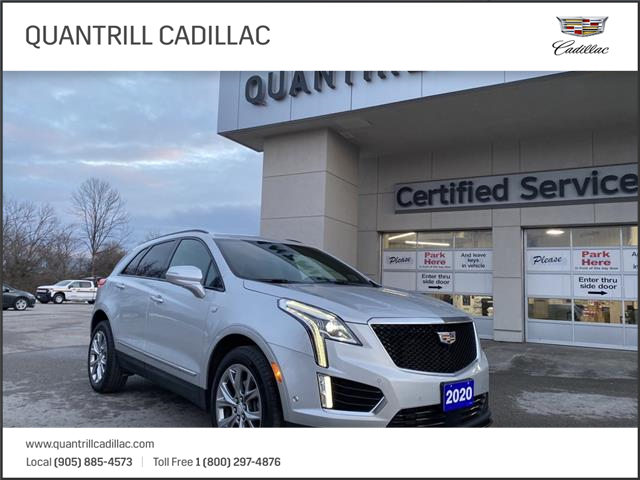 2020 Cadillac XT5 Sport (Stk: 164438R) in Port Hope - Image 1 of 23