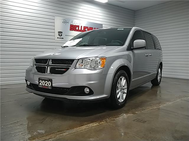 2020 Dodge Grand Caravan Premium Plus (Stk: 0184) in Belleville - Image 1 of 11