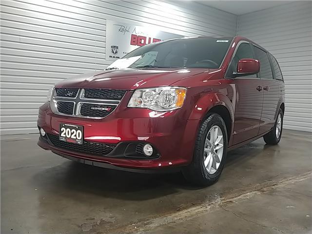 2020 Dodge Grand Caravan Premium Plus (Stk: 0170) in Belleville - Image 1 of 13