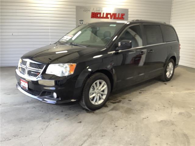 2020 Dodge Grand Caravan Premium Plus (Stk: 0157) in Belleville - Image 1 of 18