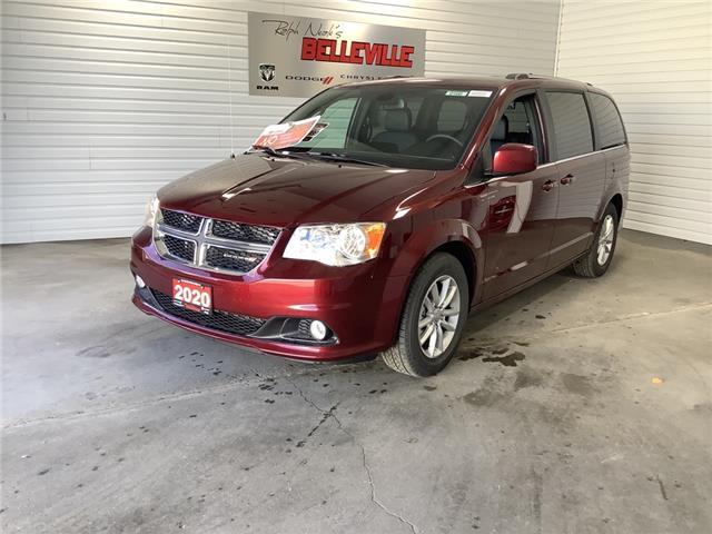2020 Dodge Grand Caravan Premium Plus (Stk: 0168) in Belleville - Image 1 of 15