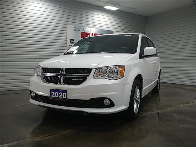 2020 Dodge Grand Caravan Premium Plus (Stk: 0130) in Belleville - Image 1 of 12