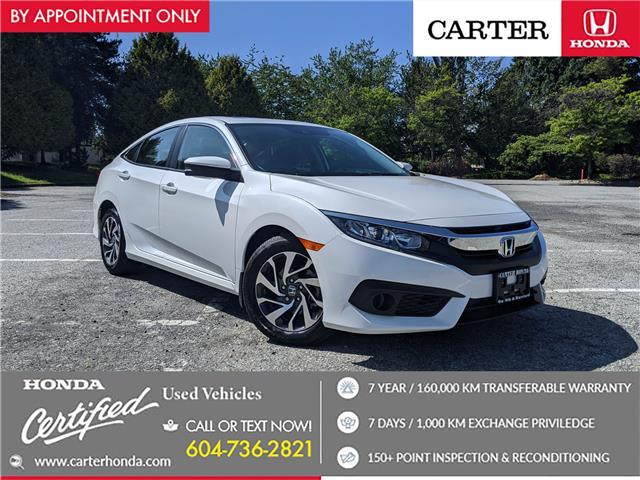 2018 Honda Civic EX (Stk: 3L51581) in Vancouver - Image 1 of 24