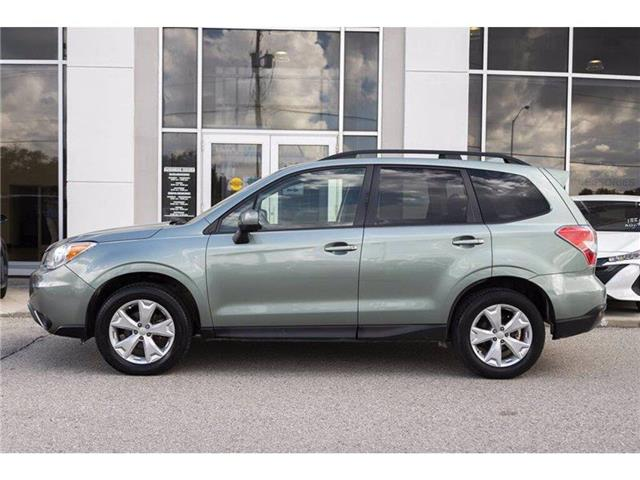 2016 Subaru Forester 2.5i Touring Package (Stk: H20468A) in Orangeville - Image 1 of 17