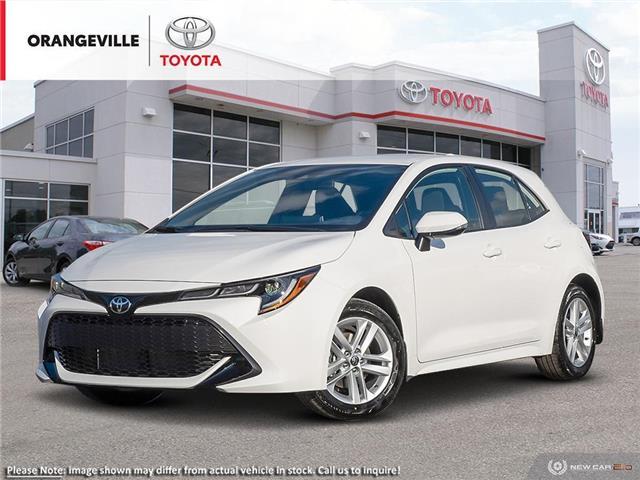 2020 Toyota Corolla Hatchback Base (Stk: H20465) in Orangeville - Image 1 of 23